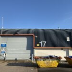 Unit 17 The Wharf Industrial Estate