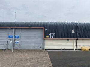 Unit 17 The Wharf Industrial Estate, Warrington, WA1 2HT
