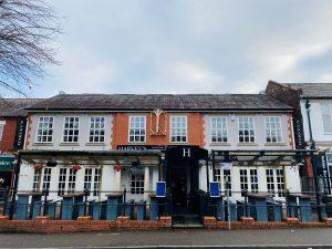 101 London Road, Stockton Heath, Warrington, WA4 6LG
