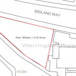Land on Kendrick Street, Warrington, WA1 1UZ