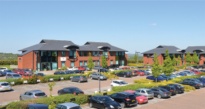 Building 7700, Daresbury Park, WA4 4BS – Offices ranging from 1,941 to 3,882 sq.ft