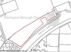 Land at Priestley Street, Warrington, WA5 1SZ